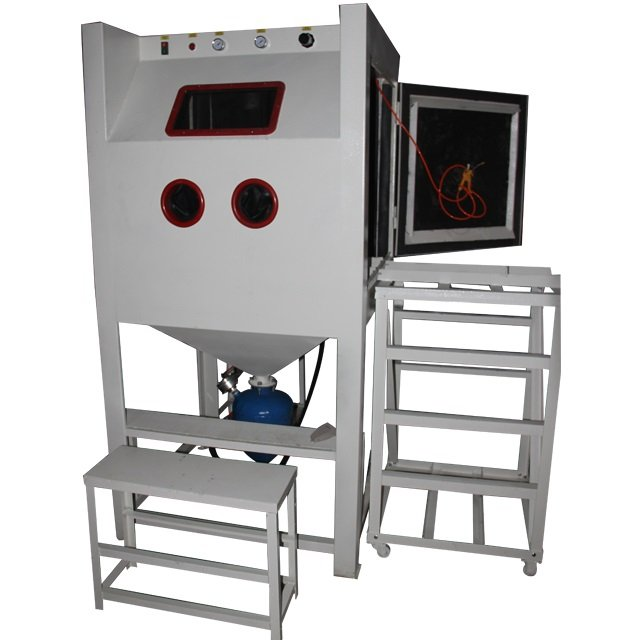 CL-9080P Pressure Blast Cabinet for tough cleaning jobs