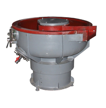 Mass Finishing Vibratory Deburring Bowl, Deburring Bowl with Media Separation