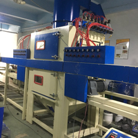 Roller Conveyor Blast Machine for Double Faces, Customized Conveyor Blast Machine for Sale