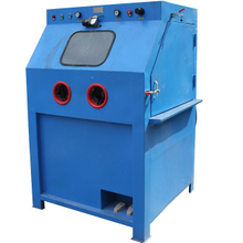 Wet Abrasive Blasting Cabinet, Dust-free Blasting Cabinet for Sale
